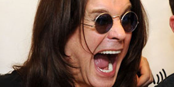 Ozzy Osboune and Black Sabbath