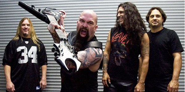 Kerry King & Slayer